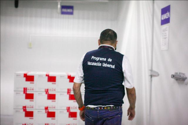 Comenzará esta semana vacunación en Tepa para 18 a 29 años