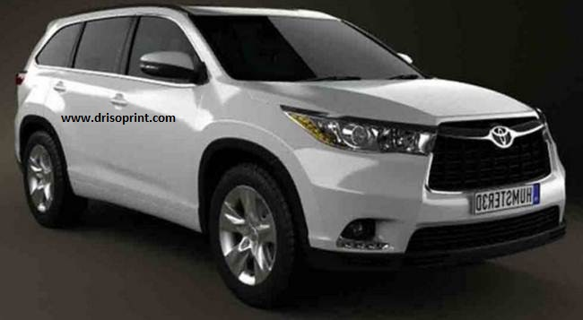 2016 Toyota Highlander Reviews And Price