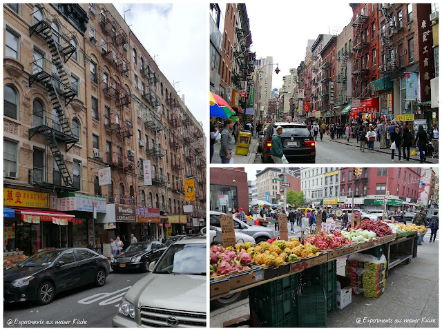 New York - Downtown | Reisen | USA | Städtetour | Citytrip | Chinatown