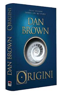 Precomanda aici cartea Origini Dan Brown