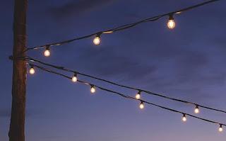 contoh rangkaian seri lampu hias