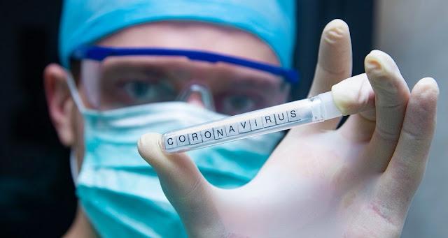 Στην Αργολίδα σήμερα 10/12 ο ΕΟΔΥ ανακοίνωσε 4 νέα κρούσματα κορωνοϊού