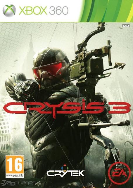 Crysis 3 - Xbox 360 - Multi2 - Portada