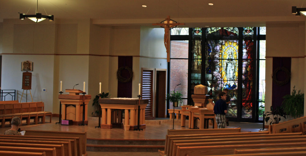 Snup's View From the Back Pew: St. Catherine Labouré