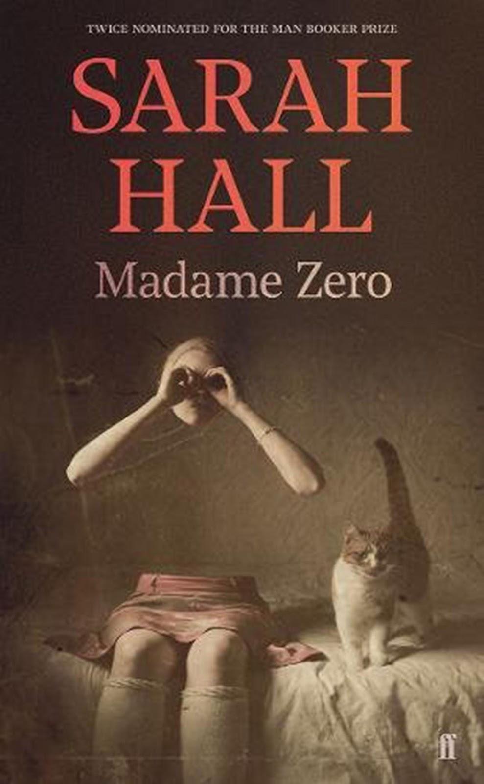 Madame Zero by Sarah Hall