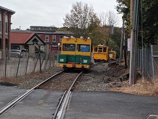 MBTA Update: Franklin Line notice - Last day for weekday shuttle is today