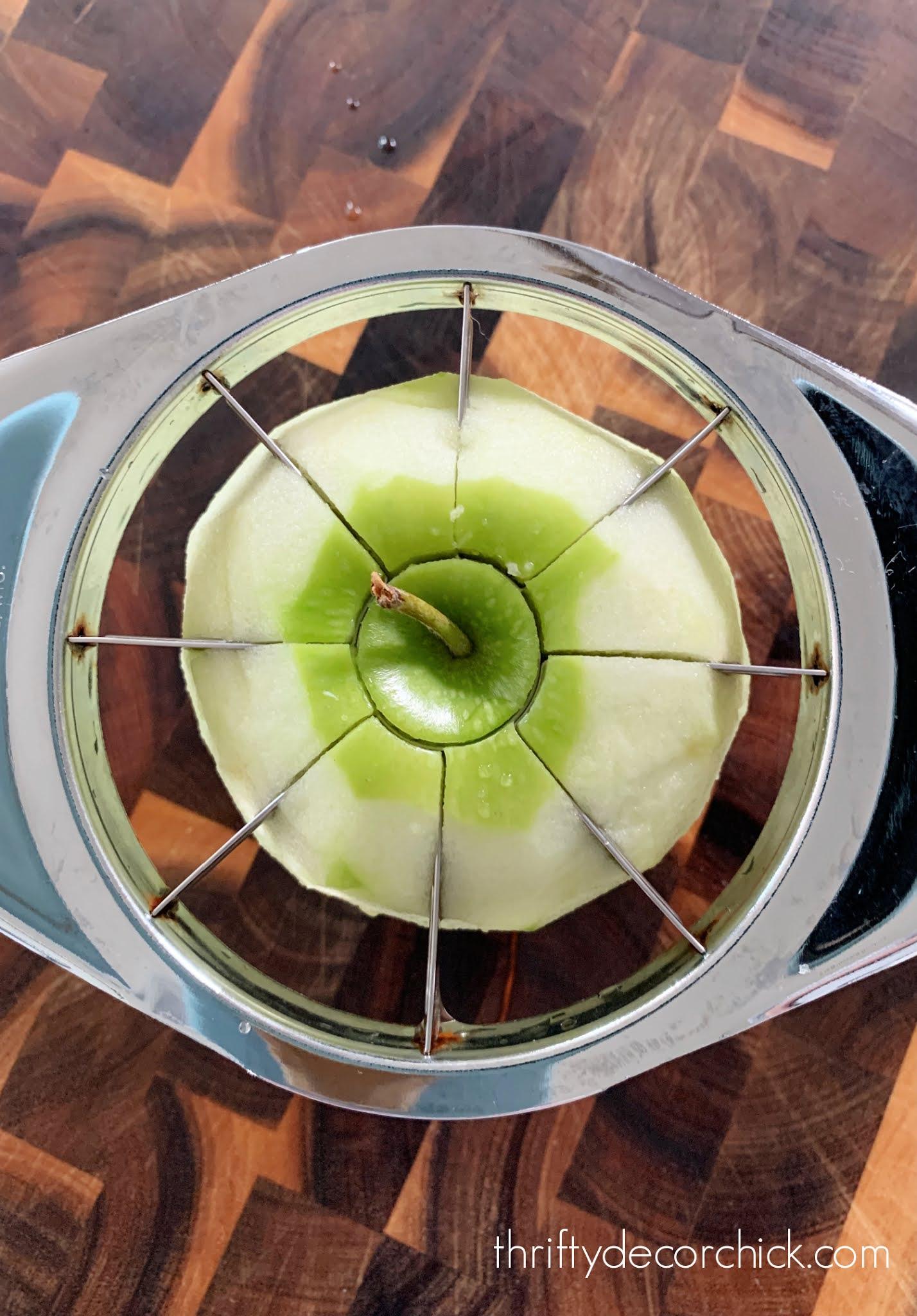 apple slicer/corer