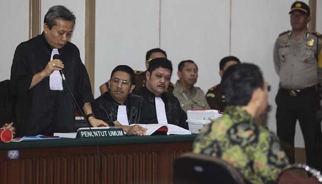 Dewan Pakar Golkar Nilai Tuntutan terhadap Ahok Sandiwara Belaka