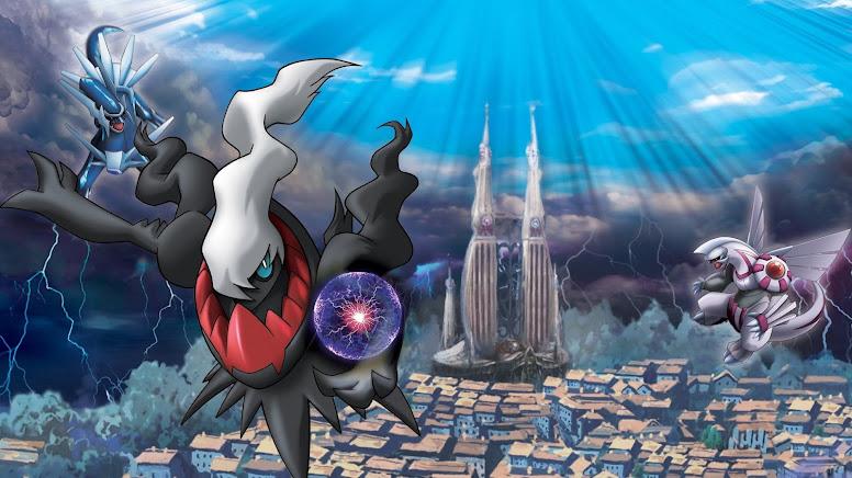 Pokémon O Pesadelo de Darkrai