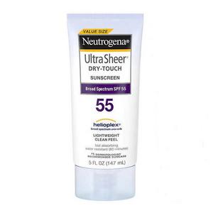 Kem Chống Nắng Neutrogena Với Chỉ Số Chống Nắng SPF55 Đồ Mỹ Xách Tay