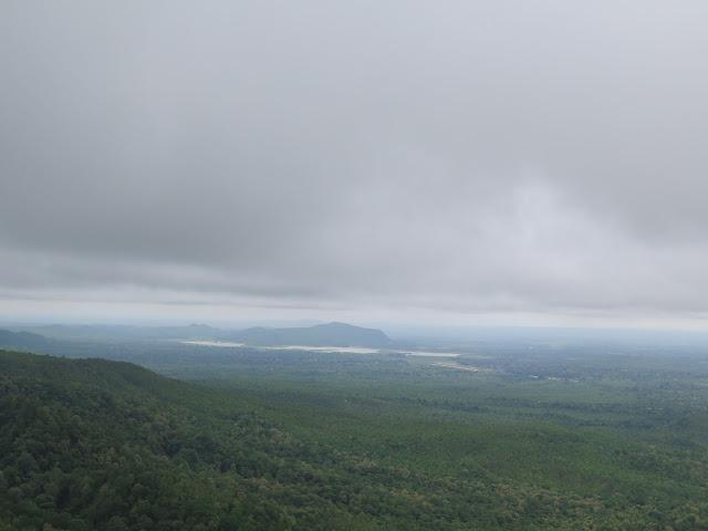 Vistas desde el Monte Popa