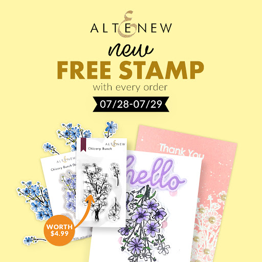 Shop Altenew (July 28th-29th Only)