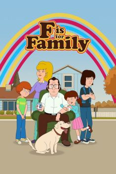 F Is for Family 3ª Temporada Torrent - WEB-DL 720p/1080p Dual Áudio