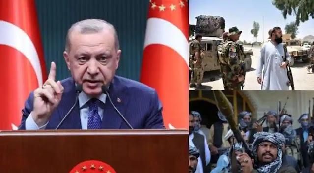 Erdogan Peringatkan Taliban Agar Tidak Memerangi Saudara Sebangsanya: Itu Bukan Cara Islam