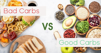 Good Carbs Vs Bad Carbs- How to pick Right Ones?