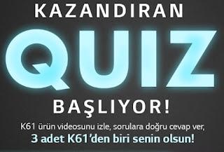 LG Kazandıran Quiz