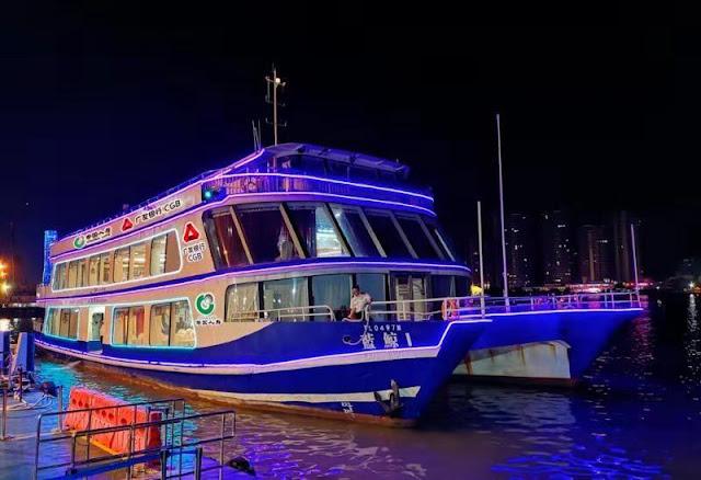 Sightseeing Cruise in Macau