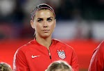 Alex Morgan The Soccer Superstar is the New Brand Ambassador of Volkswagen.
