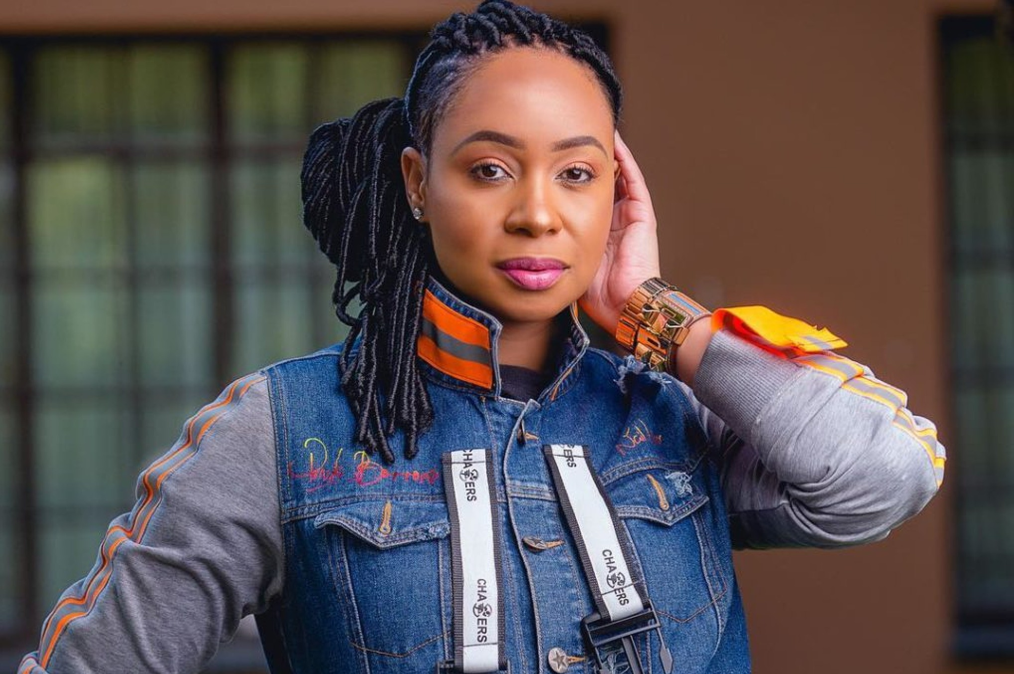 Shocking - Pokello Nare Gets Public HIV Test, Reveals Status