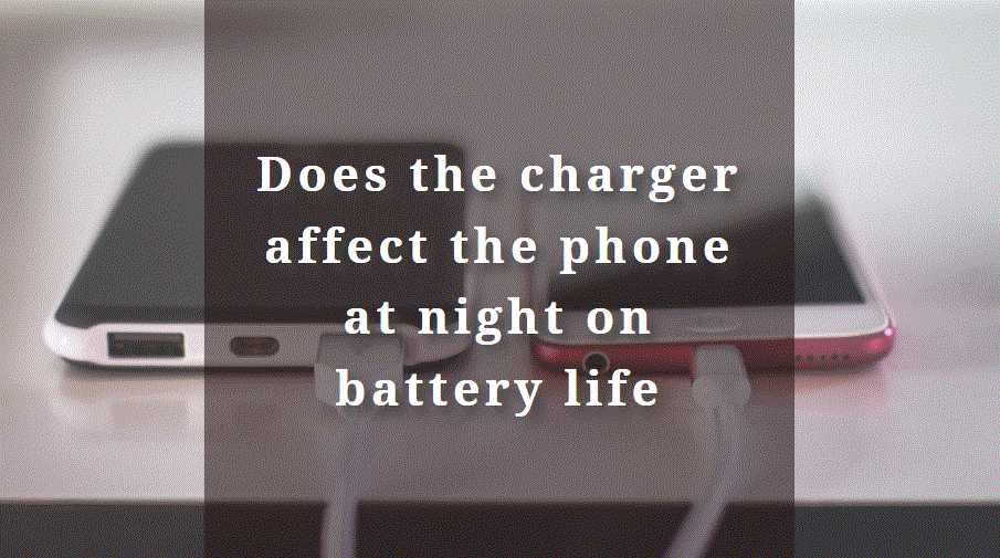 Does the phone shipping at night affect the long-term battery life