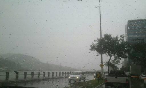 INMET emite novo alerta de chuva válido para todas as cidades do ES