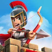 Game Grow Empire: Rome MOD Unlimited Coins