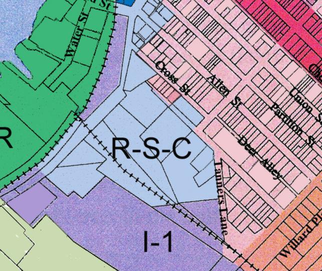 The Gossips of Rivertown: Waterfront Developments