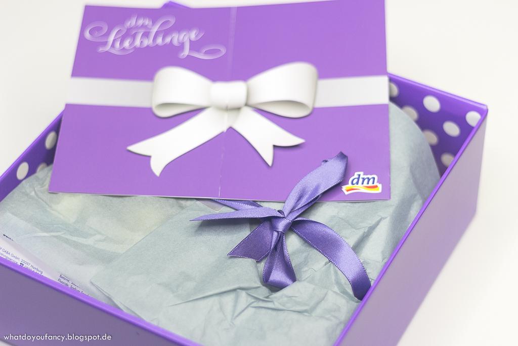 dm Lieblinge Box September 2014
