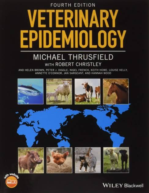 Veterinary epidemiology  - WWW.VETBOOKSTORE.COM