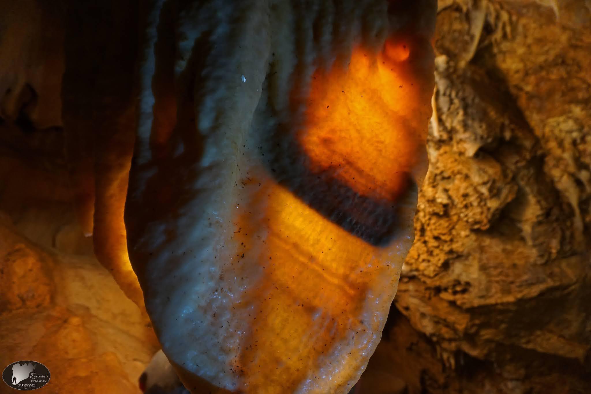 Ξάνθη: Εικόνες που κόβουν την ανάσα από το μεγάλο σπήλαιο της Πάχνης - ΦΩΤΟ