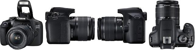 Canon EOS 1500D DSLR Camera Banner