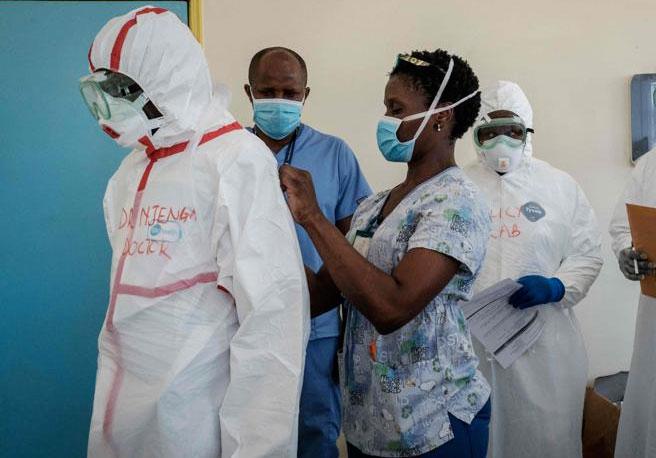 Allarme coronavirus in Africa