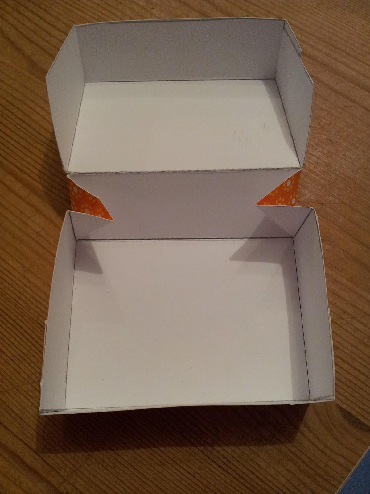Einfach Gemacht Rechteckige Schachteln