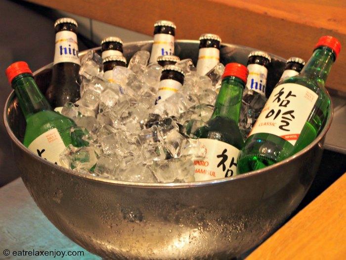 סוג'ו ובירה Hite – משקאות חדשים מקוריאה