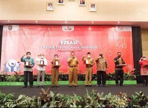 Gubernur Arinal Hadiri Kegiatan Kejar Prestasi Anak Indonesia (KREASI) OJK