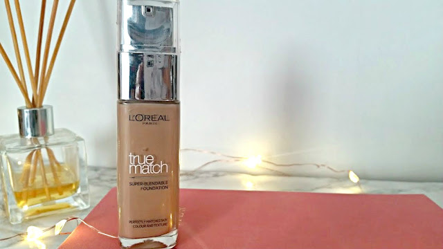 L'Oreal True Match Asian/Indian Skin