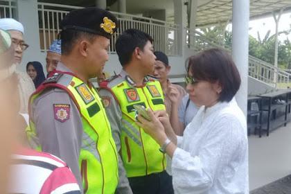 Wanita Ngamuk Bawa Anjing ke Masjid, Polisi Sebut Pelaku Diduga Depresi