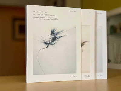 Josep Maria Guix Images of Broken Light; London Sinfonietta, Abel Tomas, Arnau Tomas, Joep Colom