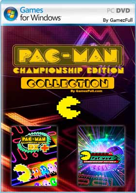 Pac-Man Championship Edition Collection PC Full Español