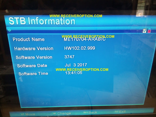 STAR TRACK I-4000 HD RECEIVER AUTO ROLL POWERVU KEY SOFTWARE