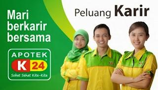 Info Lowongan Kerja Via Email PT K-24 Indonesia Terbaru