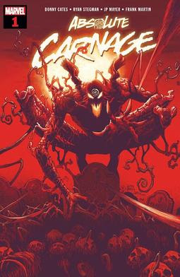 absolute carnage 1 front cover