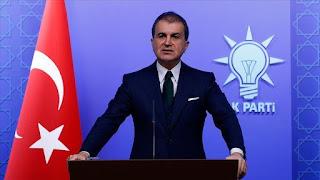 """""""العدالة والتنمية"""" التركي: سوريا ملك للسوريين وليس للأسد"""