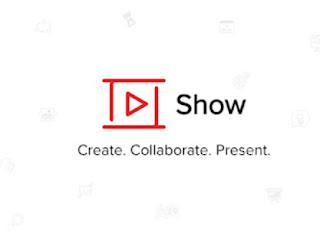 aplikasi presentasi zoho show