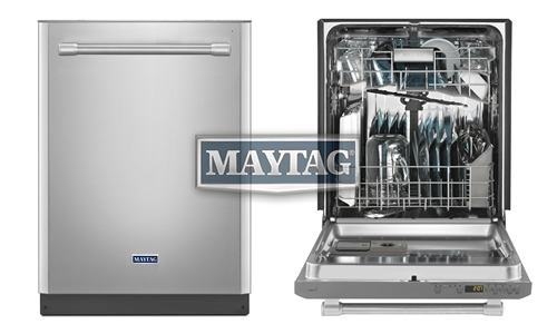 Maytag MDB5969SDM Built-in Dishwasher Pictures