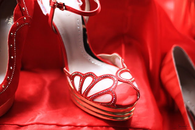 Lewré Bespoke Grandeur Red CNY 2017 Collection forbidden city; Lewré Bespoke Grandeur Red CNY 2017 Collection high heels; Lewré Bespoke Grandeur Red CNY 2017 Collection bespoke heels; Lewré Bespoke Grandeur Red CNY 2017 Collection handmade couture heels;