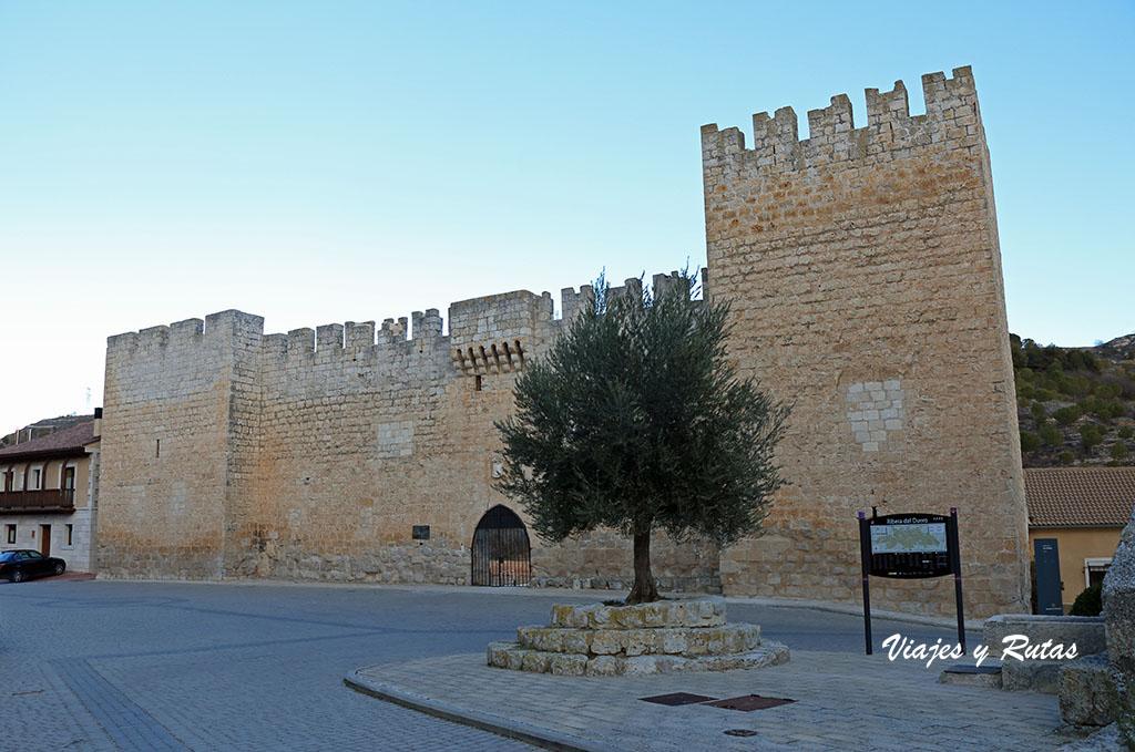 Castillo Palacio de los Zúñiga de Curiel de Duero