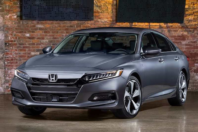 honda accord 2018 india