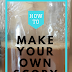 Make Your Own SCOBY