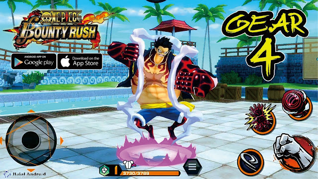 Game One Piece Bounty Rush Android